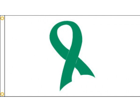 Kidney Ribbon Flag