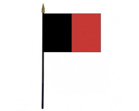 """Kilkenny County Stick Flag (Ireland) - 4x6"""""""