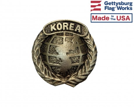 Korean War Memorial Medallion