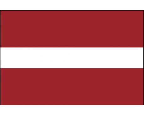 Image result for latvian flag mini