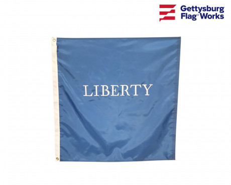 Liberty flag fron