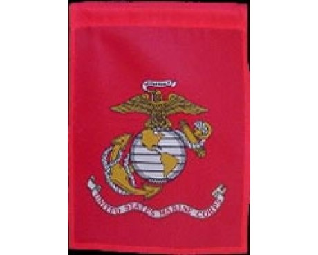Marine Corps Garden Flag