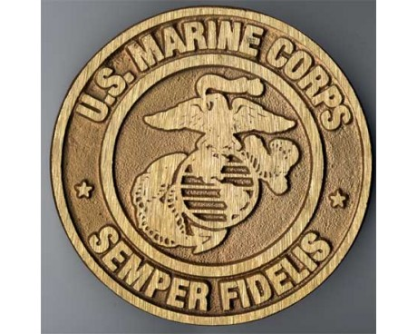 Marine Corps Grave Marker