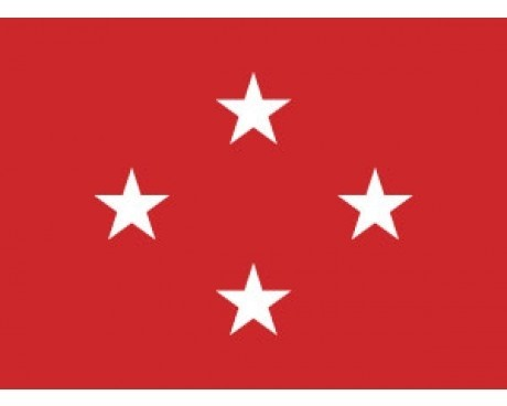 Marine Corps General (4 Star) - Marine Corps Officer Outdoor Flags
