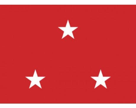 Marine Lieutenant General Flag (3 Stars) - 3x5'