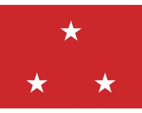 Marine Corps Lieutenant (3 Stars) General - Indoor Flag