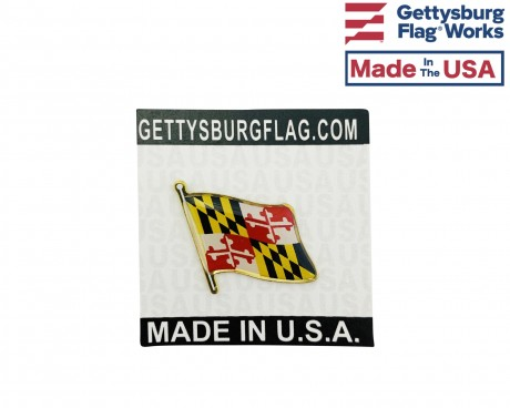 Maryland Flag Lapel
