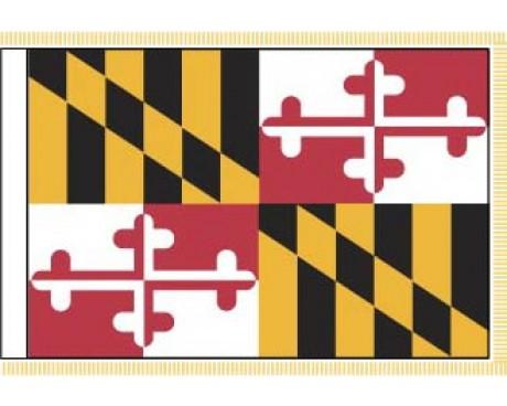 Maryland Flag - Indoor