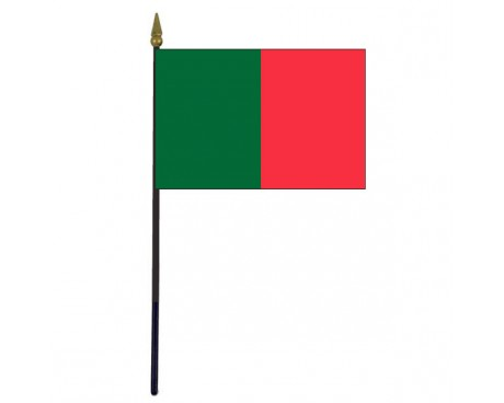 "Mayo County Stick Flag (Ireland) - 4x6"""