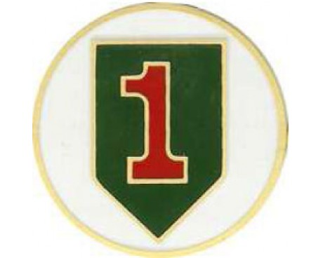 1st Infantry Medallion
