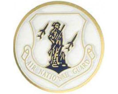 Air National Guard Medallion
