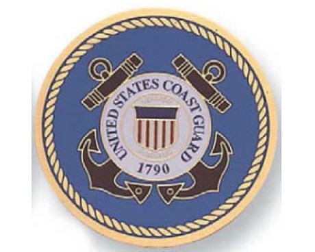 Coast Guard Medallion