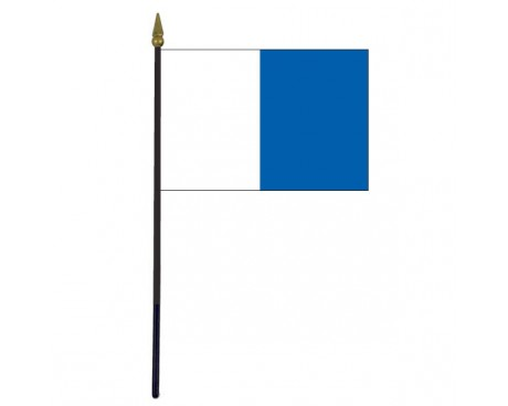 Monaghan County Stick Flag (Ireland) - 4x6""