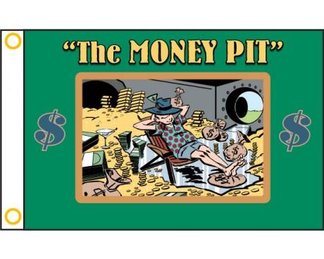 Money Pit Flag