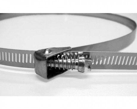 Stainless mounting strap