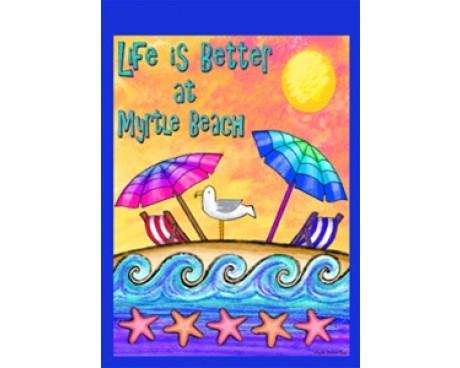 Myrtle Beach House Banner