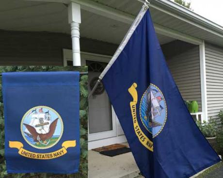 Navy Flag Bundle Sm