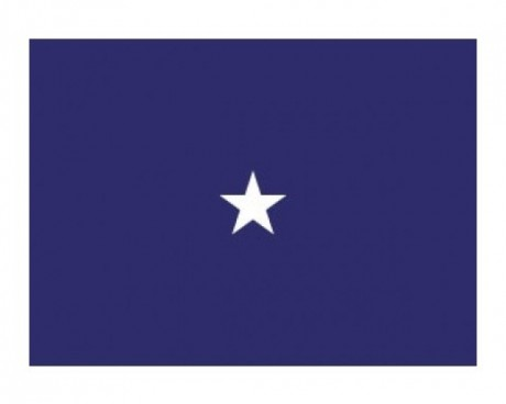 Navy Commodore (1 Star) - Indoor Flag -  Lower Admiral