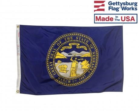 Nebraska Flag - Outdoor