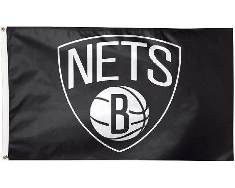 Brooklyn Nets Flag
