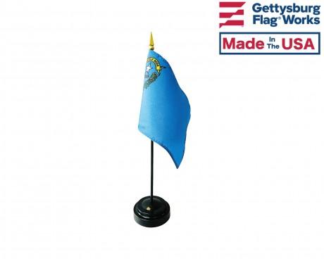 "Nevada State Stick Flag - 4x6"""