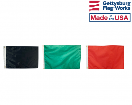 Blank Nylon Flags - Choose Options
