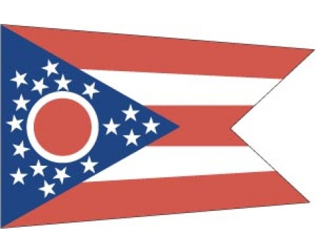 Ohio Flag - Outdoor
