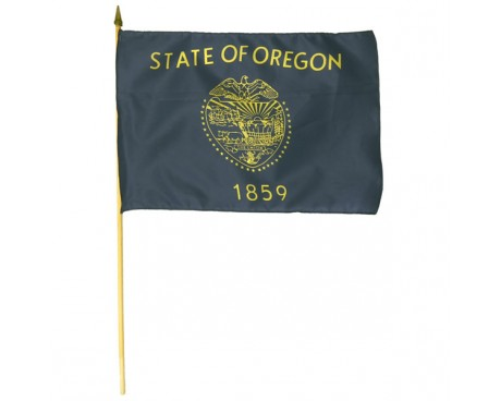 Oregon State Stick Flag