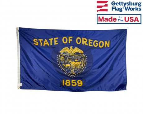Oregon Flag - Outdoor