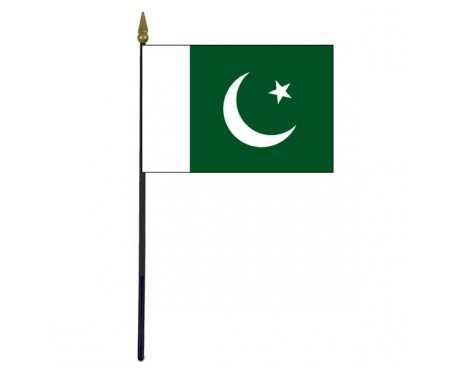 Pakistan Stick Flag