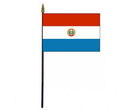Paraguay Stick Flag