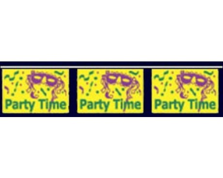 Party Time Pennants