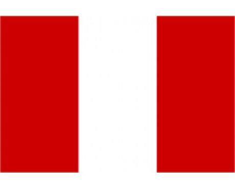 Peru Flag (No Seal)