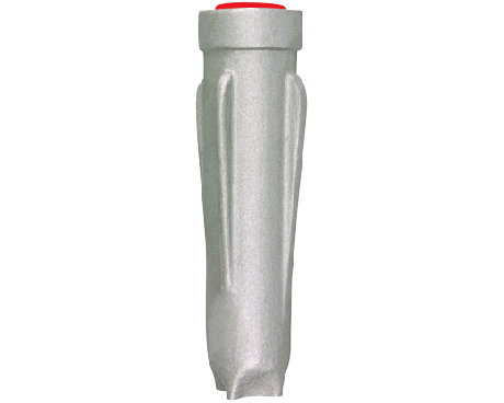 Cast Aluminum Curb Socket Clear