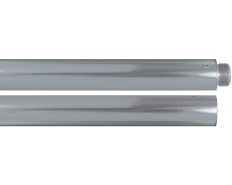 Aluminum Marching Pole with Ornament Adaptor