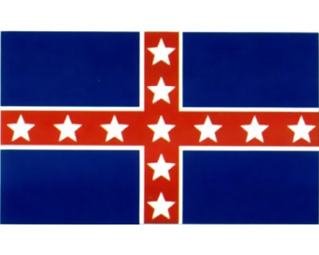 Polks Corp Of Tennessee Flag 1863 - 3x5'