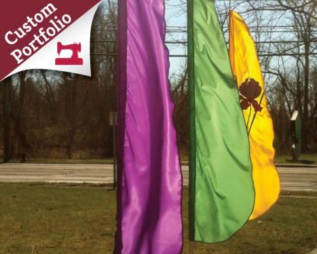 Feather Flag Portfolio