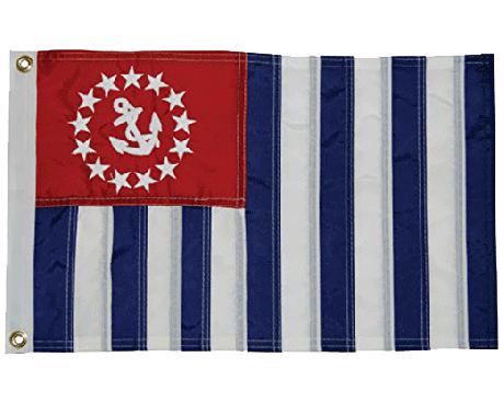 US Power Squadron Flag Sm