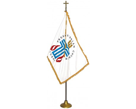 Presbyterian Indoor Flag Set