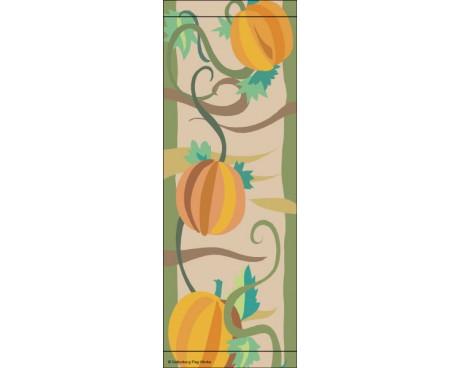Pumpkins Vine Avenue Banner