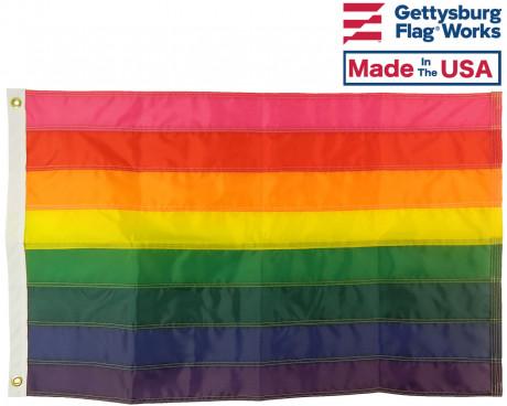 original sewn rainbow