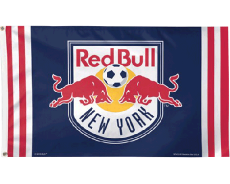 New York Red Bulls Flag