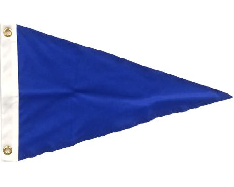 Royal Blue Pennant