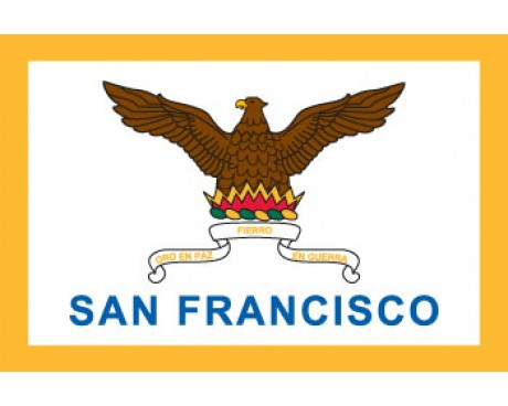 San Francisco City Flag