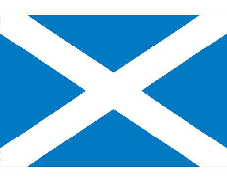 Scotland Flag (With Cross)
