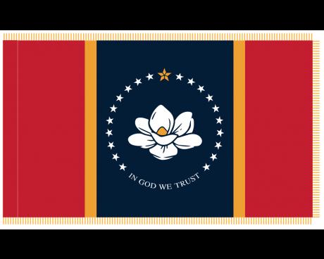 Mississippi Indoor Flag