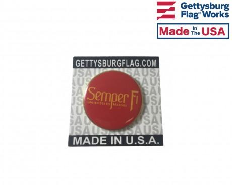 Semper Fi Pin
