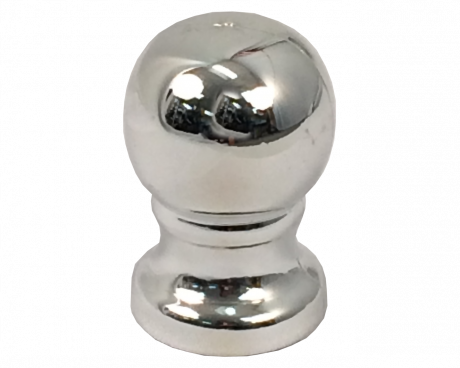 Silver Ball for Rotating Poles