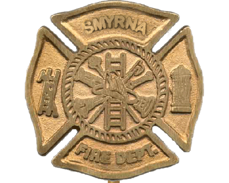Custom Bronze Fire Department Grave Marker