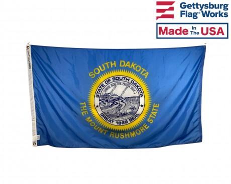 South Dakota Flag - Outdoor
